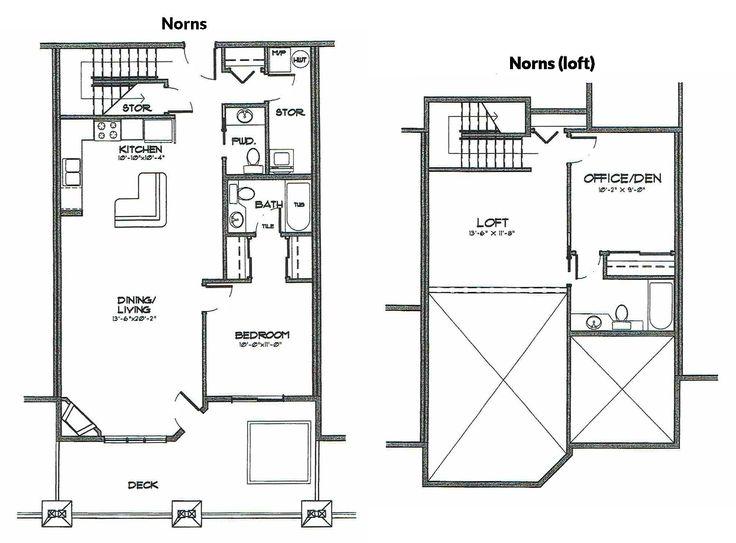 Norns Floor Plan
