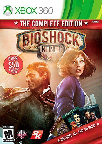 Bioshock Infinite: The Complete Edition - Xbox 360 | MyPointSaver