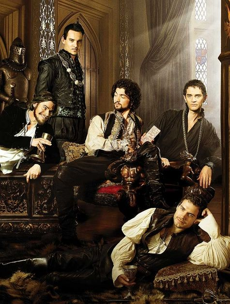The Tudors. Gorgeous show that will intrigue and make you want to learn even more about the history!