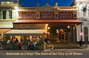 Adelaide in a Day: Seeing the Best of the City in 24 Hours {Big World Small Pockets}