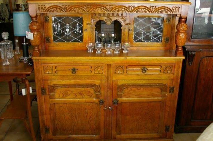 French Oak Provencial Cabinet | Other Antiques, Art & Collectables | Gumtree Australia Moreland Area - Brunswick East | 1040920885