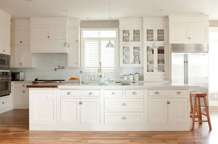 image white shaker kitchen cabinets - Google Search
