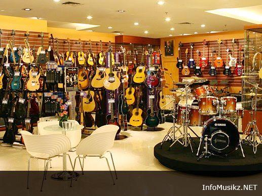 Daftar Alamat Toko Alat Musik Di Bandung Lengkap