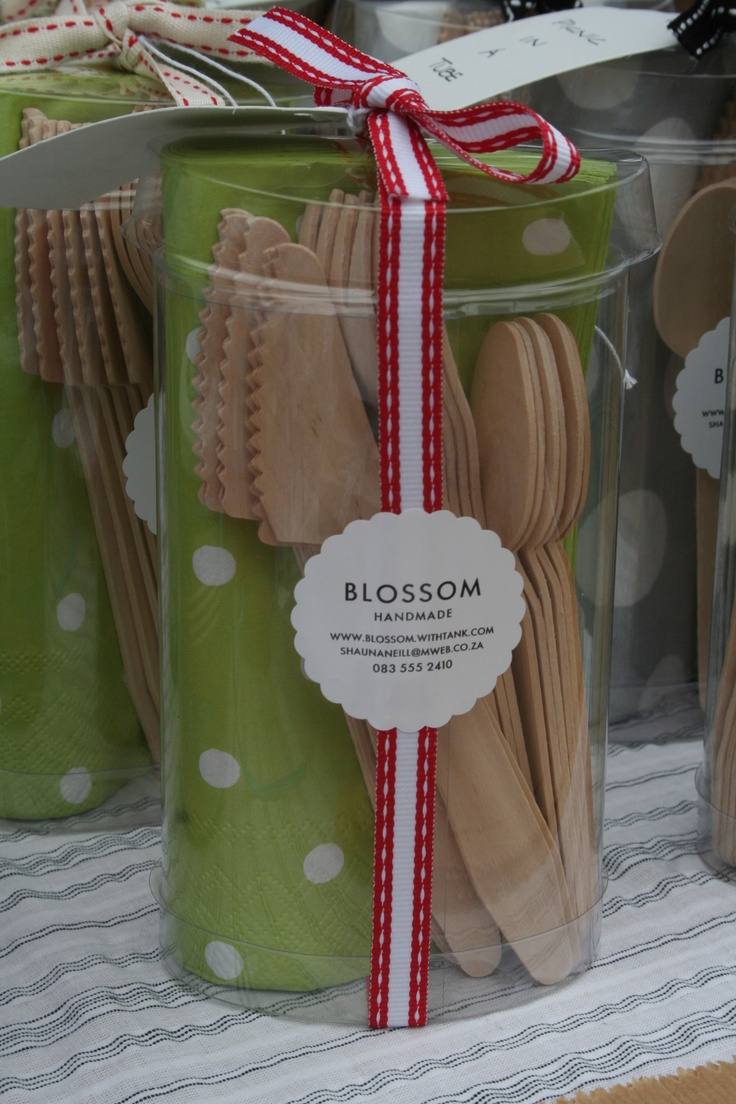 Picnic in a tube by Blossom Handmade