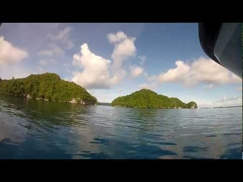 Palau 2012 May Video 1