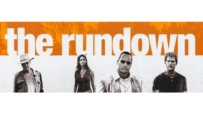 Film The Rundown - Malam Ini! Aksi Heboh Dwayne Johnson akan Tayang di Fox…