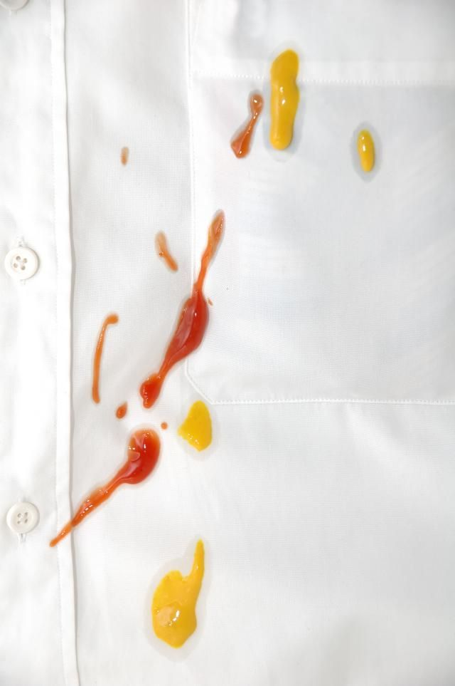 Bright yellow mustard stains have a way of settling into our clothing fibers and refusing to move. Find out how to get rid of mustard stains in 4 easy steps.