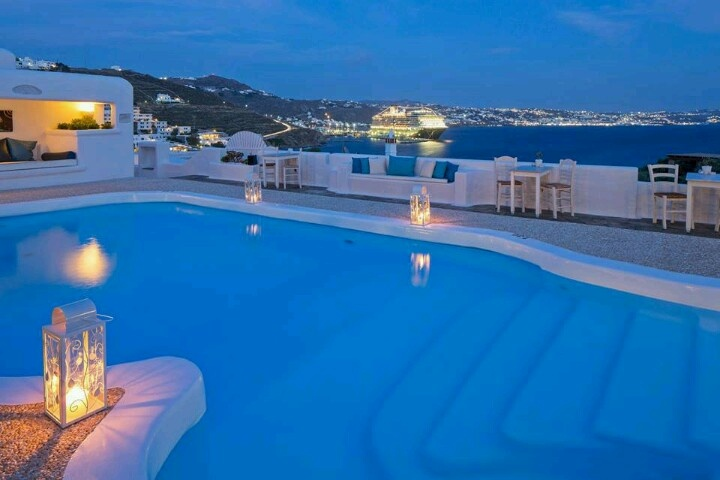 Princess of Mykonos.....Beautiful