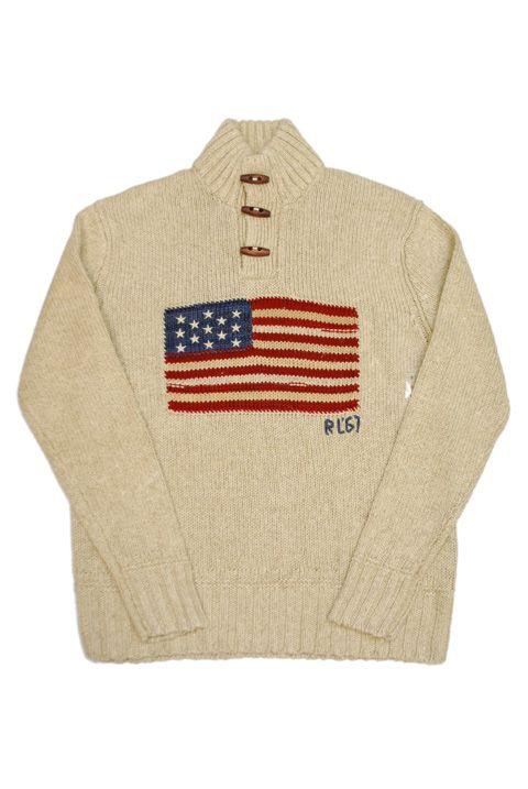 american flag polo
