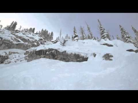 THIS IS HOW YOU SKI JACKSON HOLE #skiing #ski #ExtremeSports
