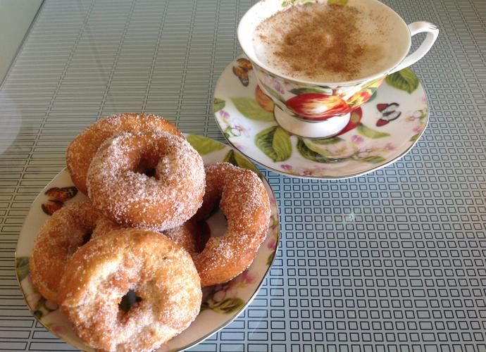 Rosquillas de mama para #Mycook http://www.mycook.es/receta/rosquillas-de-mama