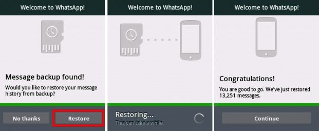 En este artículo te explicamos Cómo recuperar mensajes eliminados de Whatsapp de forma sencilla y rápida. También podrás recuperar fotos, vídeos y audio.