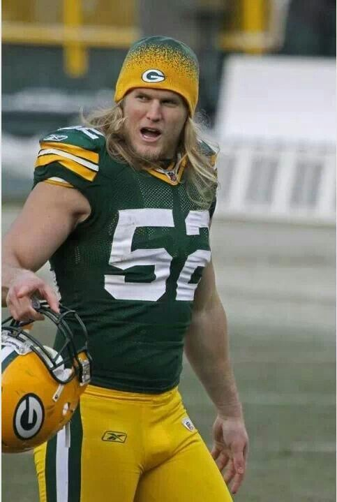 Clay Matthews - The beast of Lambeau Field
