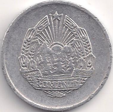 Motivseite: Münze-Europa-Südosteuropa-Rumänien-Leu-0.05-1975