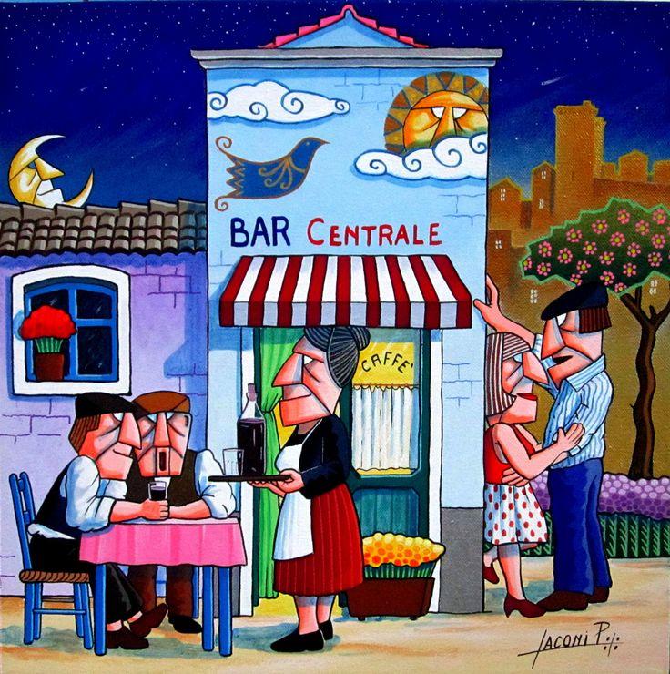 Appuntamento al bar centrale