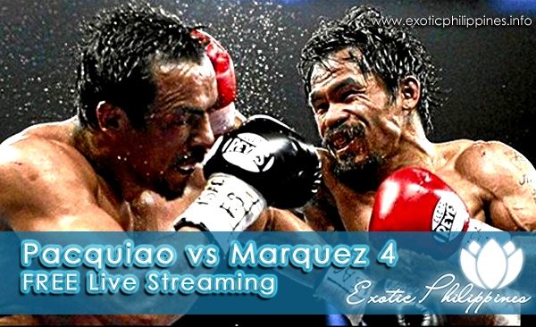 #Pacquiao vs #Marquez 4 FREE live streaming!!! #PacMarquez  http://www.exoticphilippines.info/2012/12/pacquiao-vs-marquez-4-live-streaming.html
