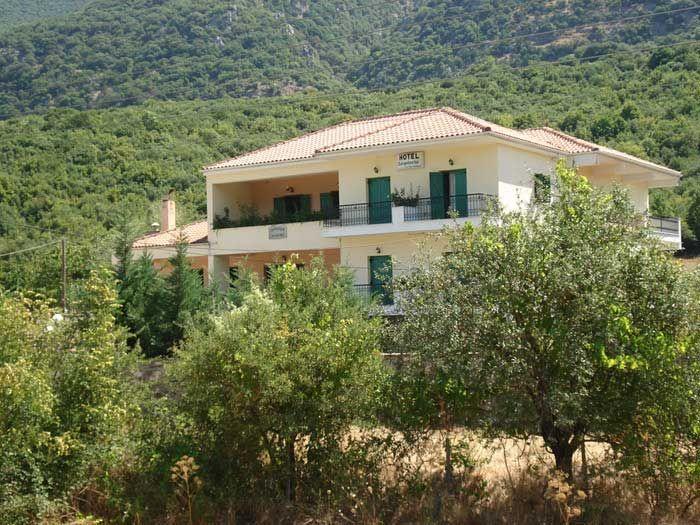 Zagorochoria Hotels, Hotel Spiridoula | travelovergreece