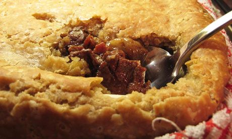 The Guardian - Felicity's perfect steak and ale pie. Photograph: Felicity Cloake