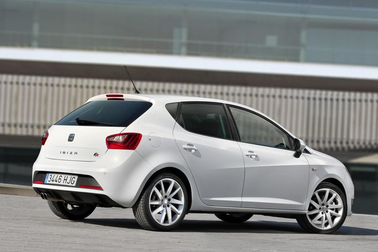Seat Ibiza FR Specifications - http://autotras.com