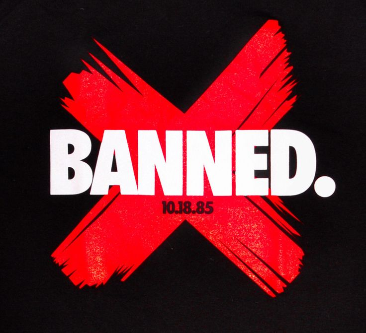 "Limited Edition ""Banned"" shirt now available $24.99 #Jordan #Banned #Bulls #Chicago"