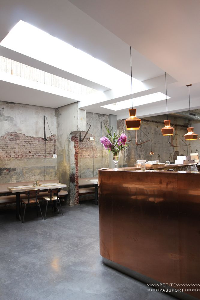 De bakkerswinkel   Oostplein 223a   inrichting Piet Hein Eek