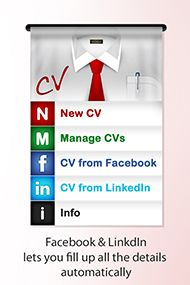 cv generator making sophisticated cv had never been easy did you ever face situation