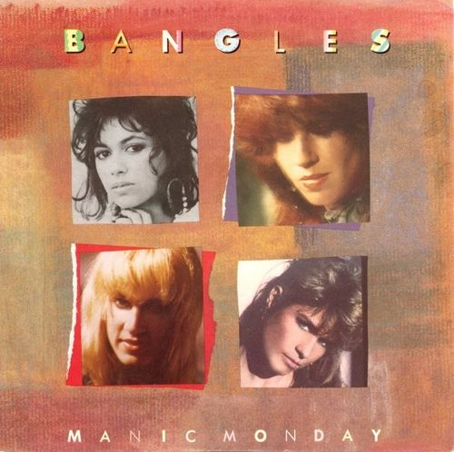 The Bangles - Manic Monday (1986) #music #1980s