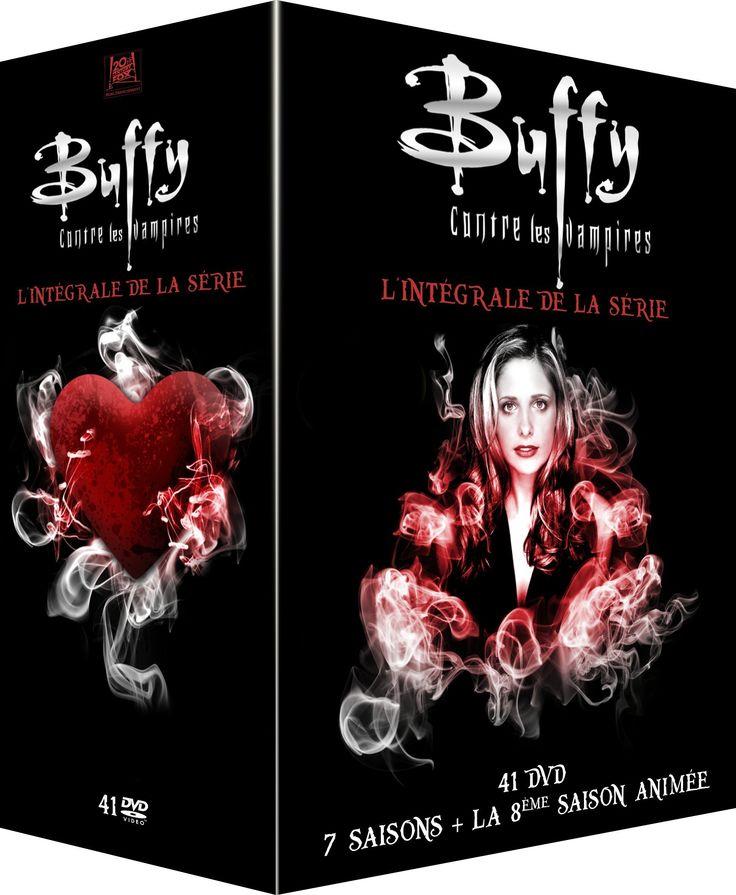Amazon.fr - Buffy contre les vampires - L'intégrale de la série : 7 saisons + la 8ème saison animée [Édition Limitée] - Sarah Michelle Gellar, Nicholas Brendon, Alyson Hannigan, Charisma Carpenter, Anthony Stewart Head, David Boreanaz : DVD & Blu-ray