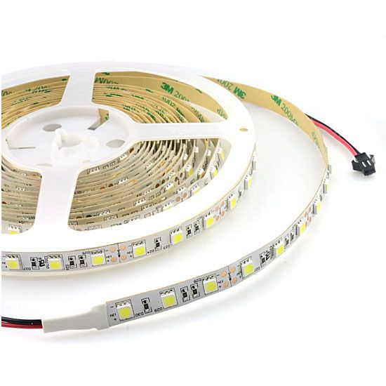 20 best led strip light images on pinterest led strip led light 12volt ul cool white led strip lights with non waterproof for indoor led lighting projects aloadofball Images