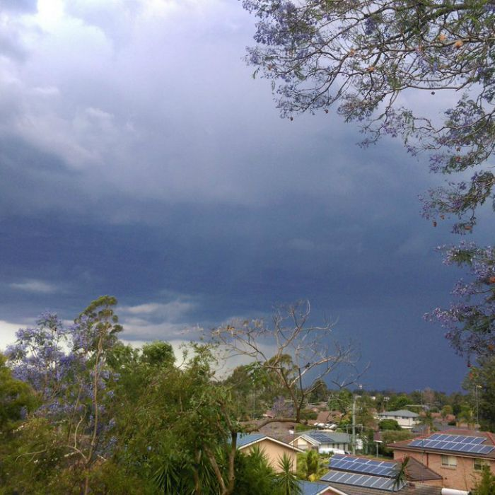Severe thunderstorm warning for heavy rain large hail in parts of Sydney and NSW - ABC Local #757Live