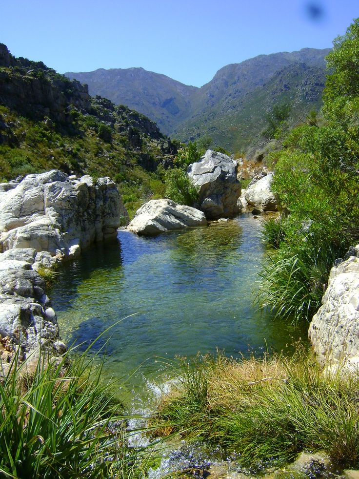 Bains Kloof - Western Cape - South Africa
