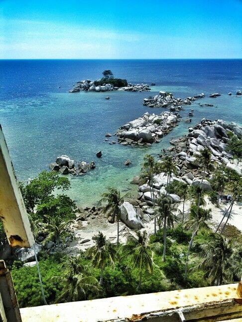 Lengkuas Island, Belitung