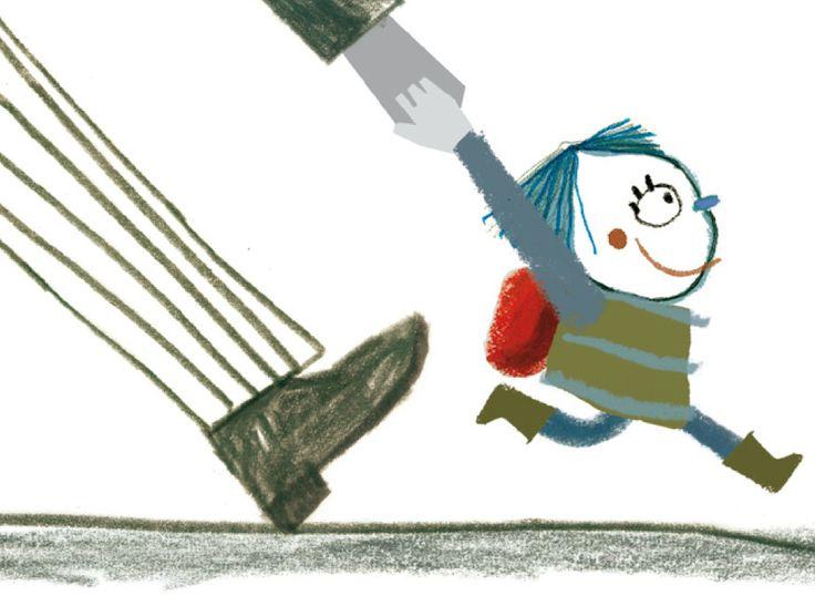 """Cuatro cuentos para ayudar a niños y padres a """"educar nuestras emociones"""""""