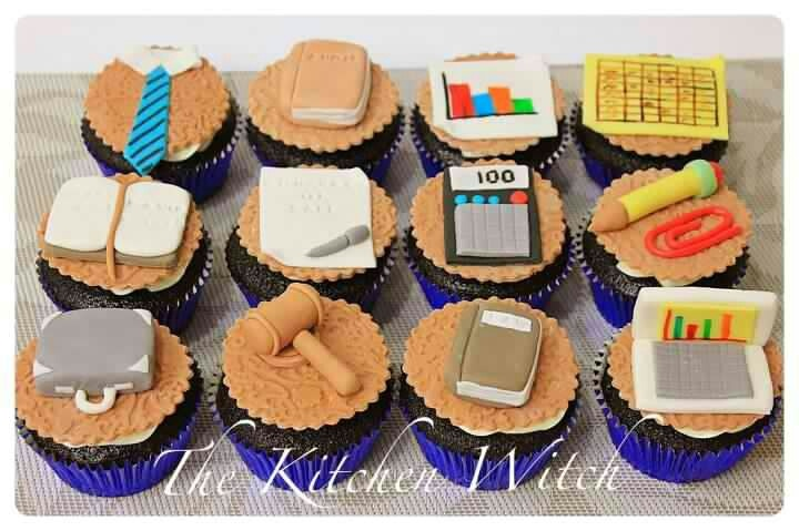 1000 images about lawyer avukat cookies and cupcake on for Cupcake themed kitchen ideas