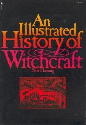 """""""An illustrated history of witchcraft"""" av Peter (edited by) Haining"""