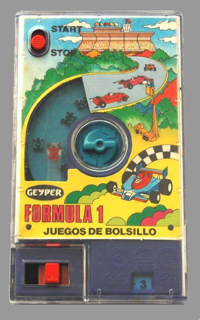 Formula 1 Geyper