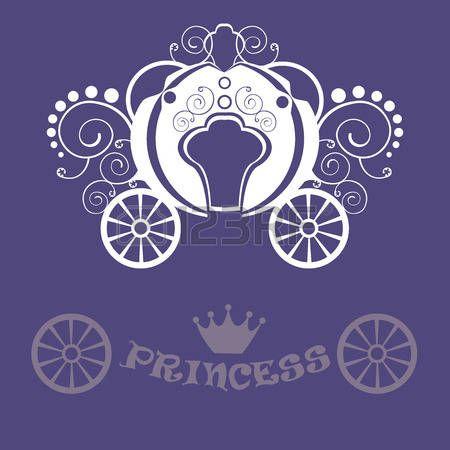 principessa vintage: Bella carrozza d'epoca per le ragazze e la…