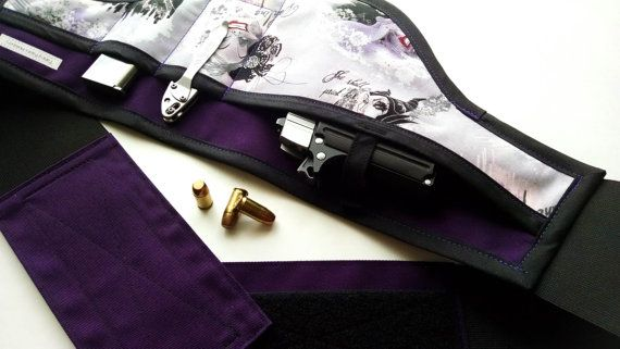 Disney Concealed Carry Holster for women  by FancyPantsHolsters