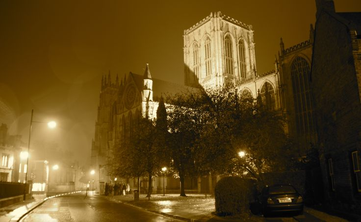 The minster in York. teron.se