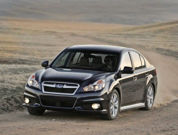 2013 Subaru Legacy Luxury 593x450 2013 Subaru Legacy Review, Performance, Quality, Safety, Features, etc
