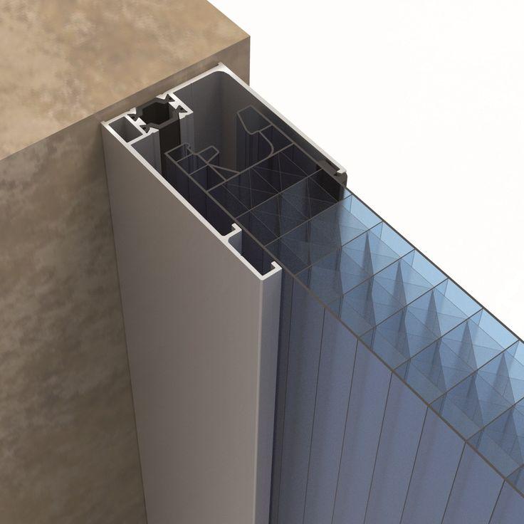 Interlocking polycarbonate system for traslucent facades arcoPlus®549 - Dott. Gallina 11 / 14                                                                                                                                                                                 Más