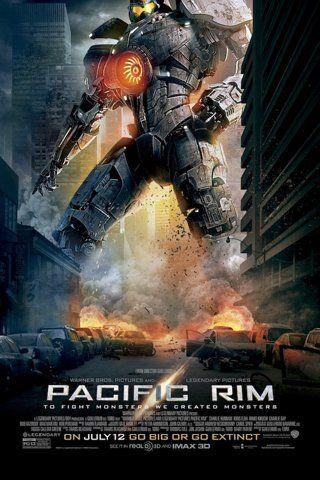 巨大ロボットと怪獣のSF大決戦映画「パシフィック・リム」予告編が公開されたよ : ギズモード・ジャパン