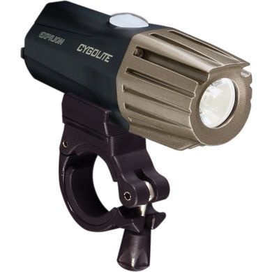 Cygo-Lite ExpiliOn 800 USB LED Front Light - Mountain Equipment Co-op. Free Shipping Available