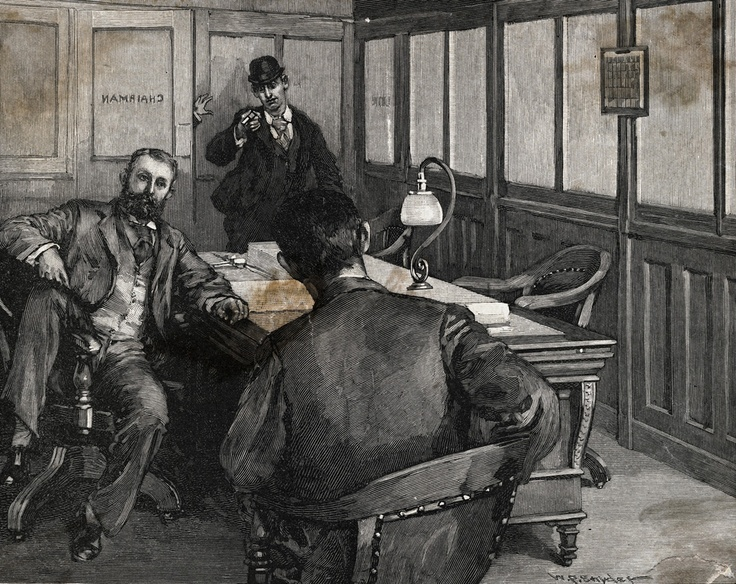 On July 23, 1892, Alexander Berkman attempted to assassinate me. He was inspired to avenge the deaths of the 9 factory workers killed by the Pinkertons. He walked into my office and he shot me in the ear and the base of my neck wounding me extensively. John George Alexander Leishman was able to prevent me from getting shot a third time by grabbing Berkman's arm, thus saving my life!!!