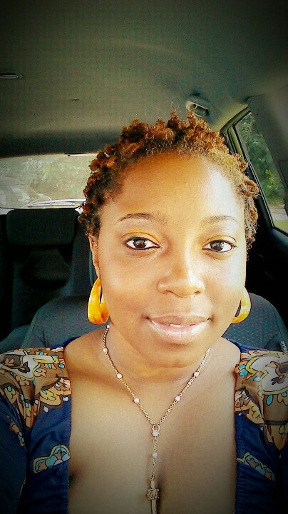 TWA twists with eco styler gel. Cute short style for natural hair. | Natural hair styles ...