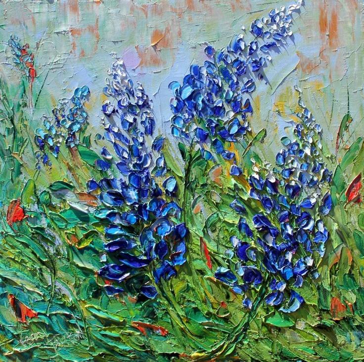 Bluebonnet Dance  by Karen Tarlton