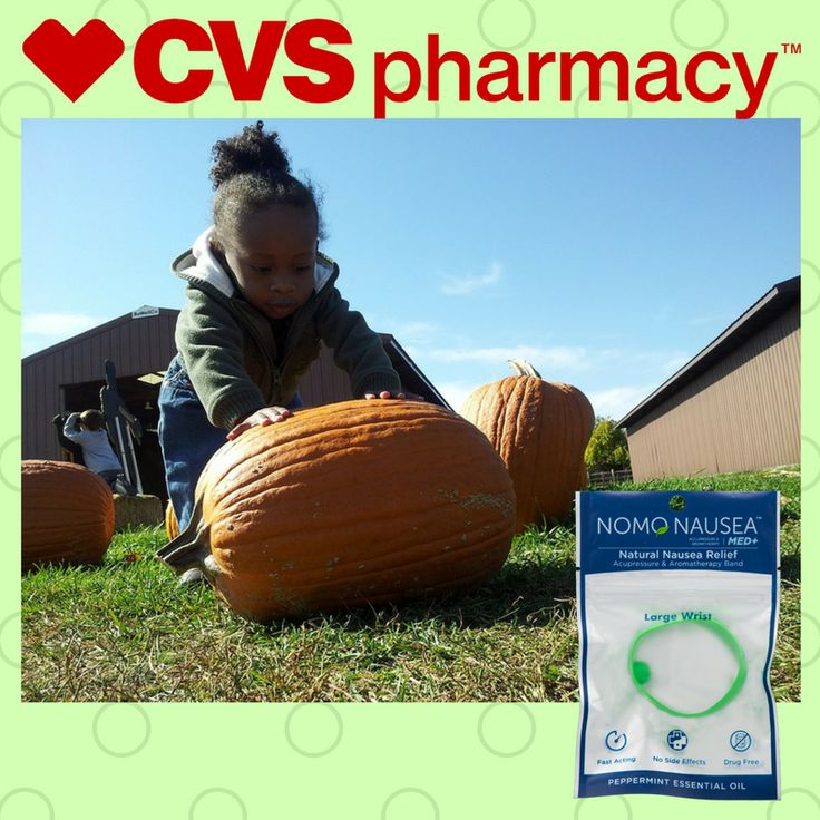 Mom's would you like to enjoy the pumpkin patch with your little pumpkin? Before your next outing stop by any CVS pharmacy to get your very own NoMo Nausea band that will look stylish with any outfit you wear this season!