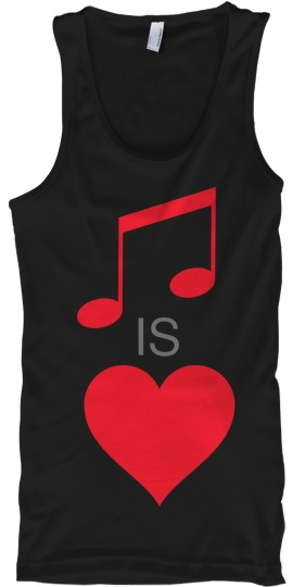 Just found this on Teespring! Buy a tee and help support the music in public schools! It's for a good cause.