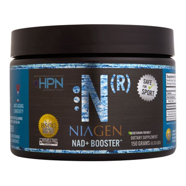High Performance Nutrition Niagen - Second To None Nutrition