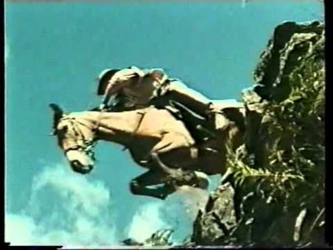 """Video: Banjo Peterson's epic poem """"The Man from Snowy River"""""""